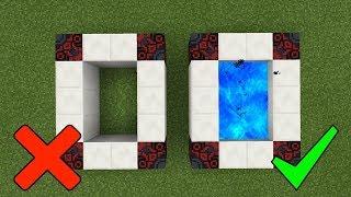 Minecraft ENTİTY 303 PORTALI NASIL YAPILIR ? [ÖLDÜRDÜM] 😱