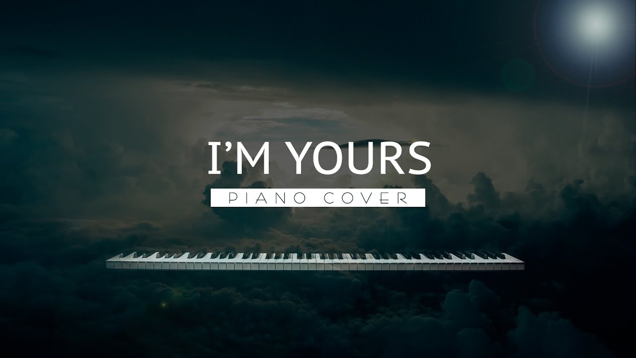 william-mcdowell-i-m-yours-cover-video-pianistofgod