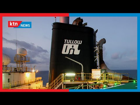 Tullow Oil revises upwards the amount it plans to spend in developing the Lokichar Oilfields