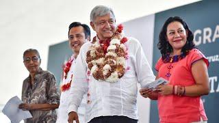 'Programas Integrales de Bienestar', desde Tantoyuca, Veracruz