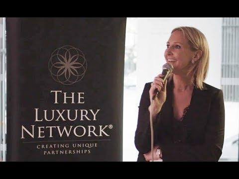 The Luxury Network UK Lifestyle Partnership Event at McLaren Knightsbridge