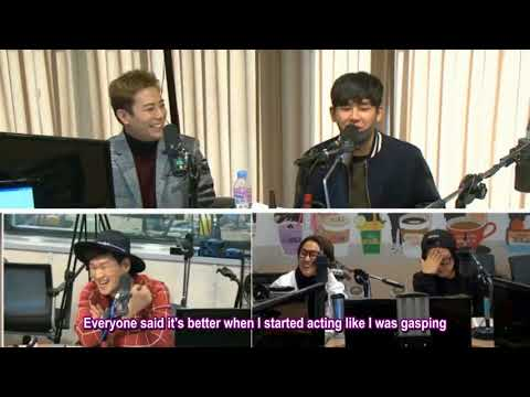 [ENG SUB] 171211 Sister Radio   Lee Howon cuts