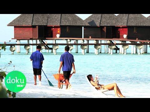 Malediven - Ein Paradies geht unter | WDR Doku