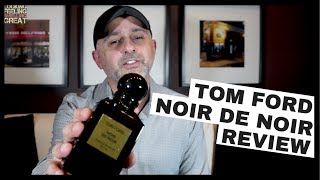 Tom Ford Noir De Noir Review | Favorite Fragrance For Valentine's Day? ❤️❤️❤️