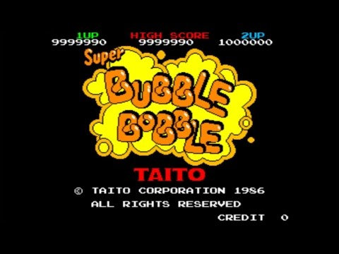 Super Bubble Bobble 9999990pts (Tool-Assisted)