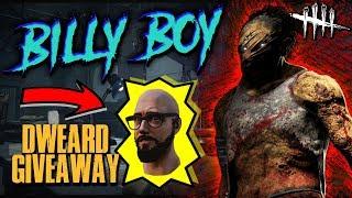 BILLY BOY [#164] Dweard Giveaway - Dead by Daylight with HybridPanda