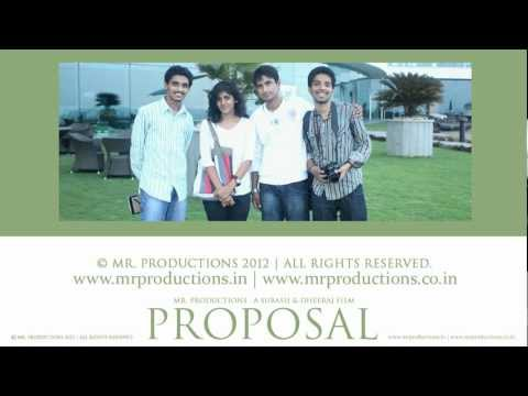 'Nee Oopirilo' Song from 'Proposal' Short Film