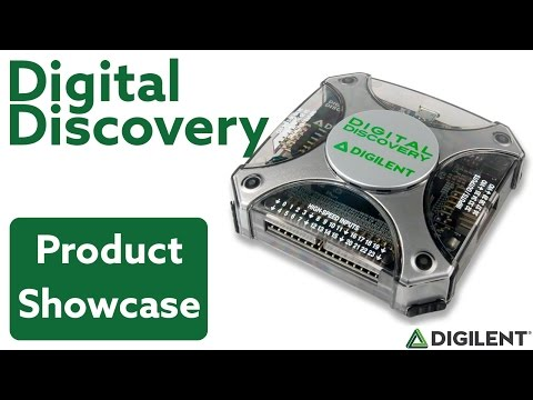 Digital Discovery Product Showcase