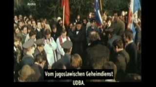 Morde:YU-Geheimdienst UDBA: Kroatien:Schatten der Vergangenheit- ARD-EUROPAMAGAZIN