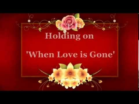 when love is gone new edition