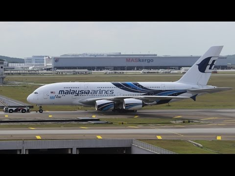 Planespotting Kuala Lumpur 2016 [Full HD]