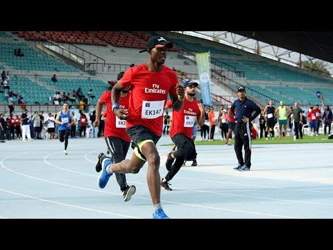 Dubai Fitness Challenge 2018 | Emirates Airline