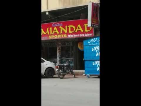 Miandad Sports & UT Sports Karachi