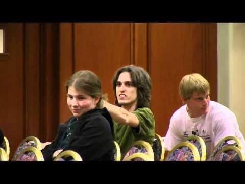 Alex Epstein Q&A and Eco-Heckler-Handling Part 1