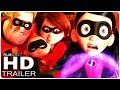 INCREDIBLES 2 Trailer 3 2018 mp3
