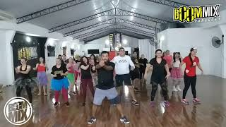 CHINA - ANUEL AA - COREOGRAFIA BY BOOMMIX.