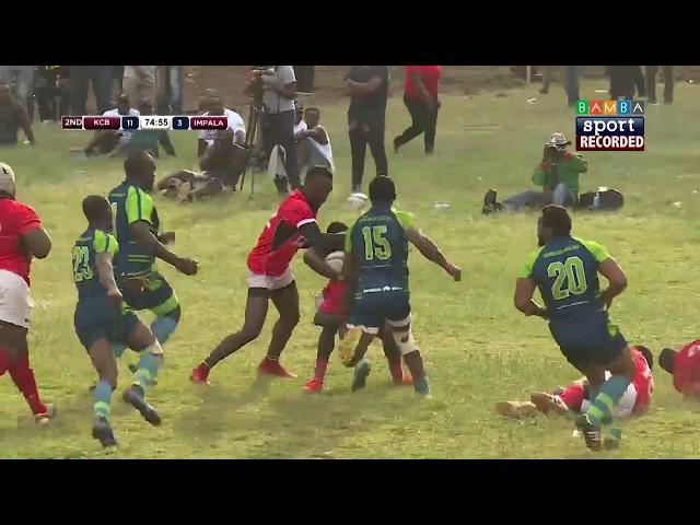 Kenya Cup Highlights: Impala vs KCB