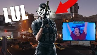 Rainbow Six Siege: Funny Twitch Moments! - (R6S Stream Highlights #1)