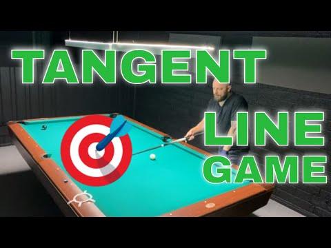 Tangent line drill/game. Addictive!