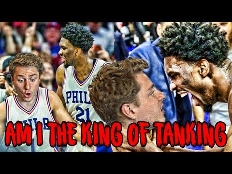 CAN I TANK BETTER THAN THE 76ERS !?!