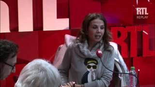 A la bonne heure - Stéphane Bern et Victoria Abril - Lundi 21 Mars 2016 - partie 1 - RTL - RTL
