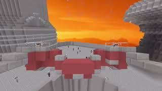 Minecraft StarWars: Return of The Jedi Ending Scene Recreation