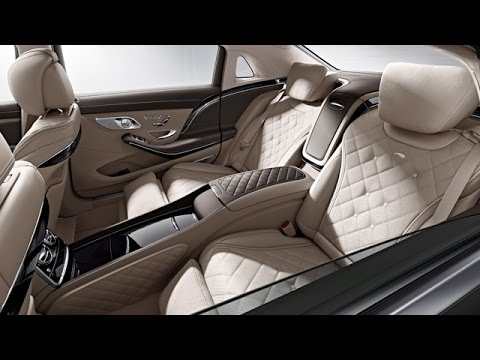 mercedes maybach s600 interiors revealed for 2014 la auto show