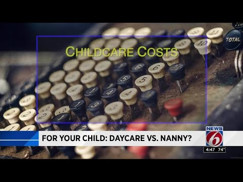 For Your Child: Daycare vs. Nanny