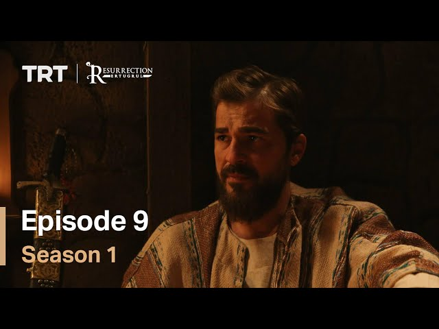 Resurrection Ertugrul Season 1 Episode 9