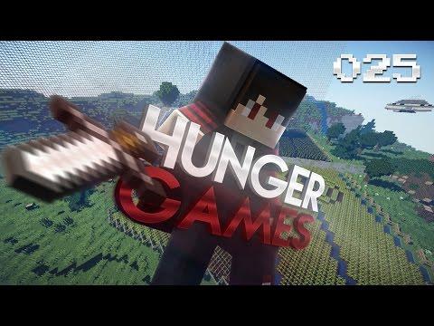 Minecraft Hunger Games [MCSG] - Game 25: Underestimation