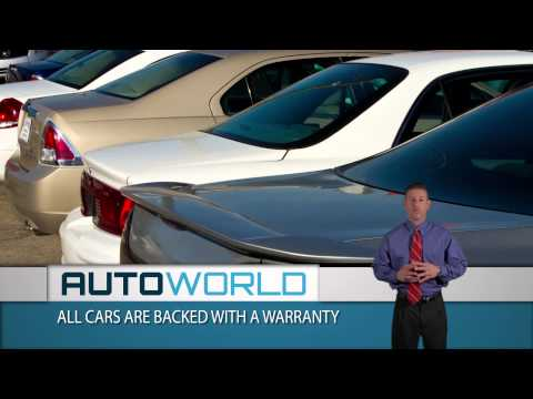 Auto World 2013 Drive Now Pay Later Sale