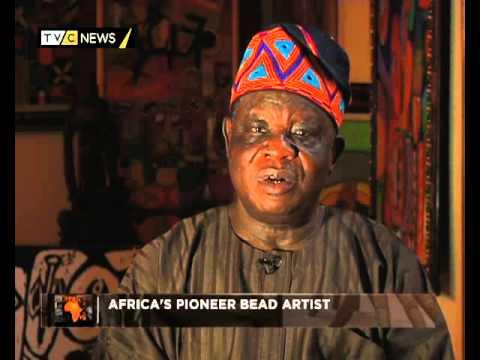 Africarts...Pioneer Bead Artist...Part B