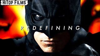 Christopher Nolan's Batman Begins - Redefining The Icon (Part 1)