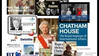 Royal Institute for IntEL Affairs, Twain, Eastman Kodak, Chatham Hse Global inc KAACHING