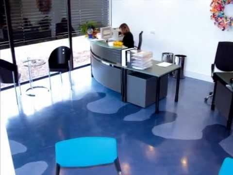 Flooring For Office | Floors For Offices | Office Flooring | Silikal