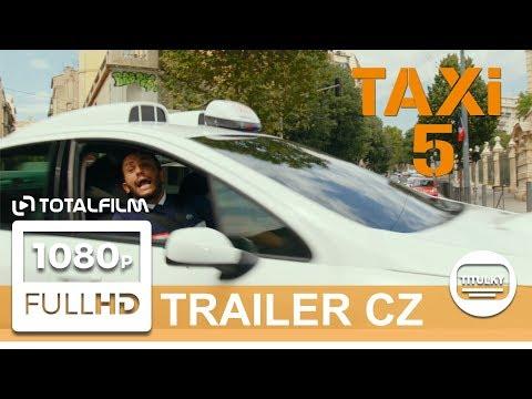 Taxi 5 (2018) CZ HD trailer