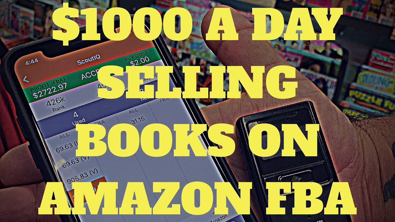 fba book selling