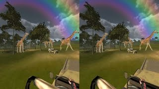 SAFARI PARK  HD 3D SBS
