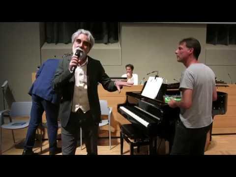Peppe Vessicchio - La Musica Linguaggio Universale