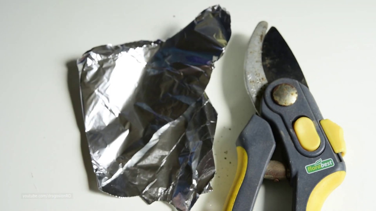 Remove Rust From Garden Tools Diy Projects