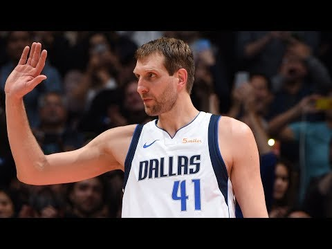 Doc Rivers Pays Respect To Dirk Nowitzki With Standing Ovation | February 25, 2019