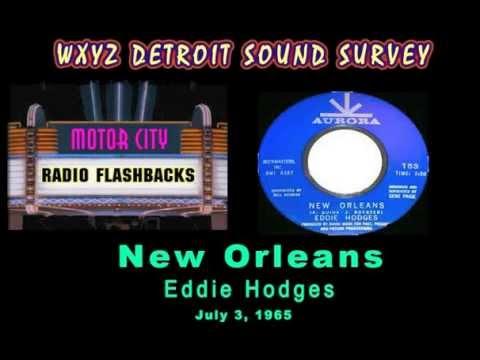 Eddie Hodges - New Orleans - 1965