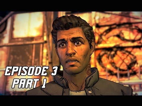 The Walking Dead A New Frontier Episode 3 Walkthrough Part 1 - ABOVE THE LAW (Episode 3 Let's Play)
