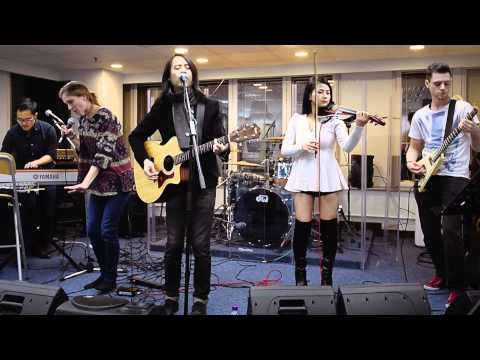 """LIVE: Noughts And Exes (Hong Kong) perform """"Seasons"""" for the AU sessions"""