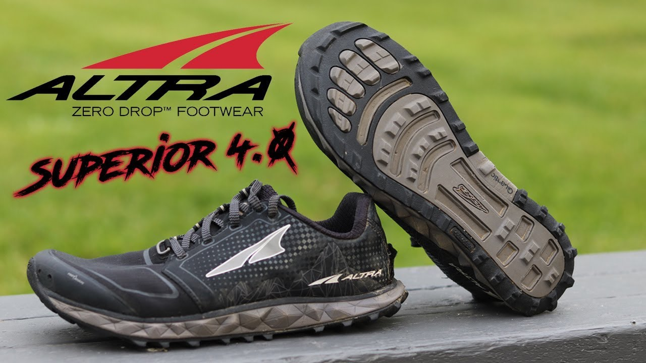 Altra Superior 4.0 Review - YouTube