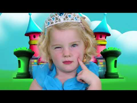 Little Princess Song   Learn Colors   Songs for Kids