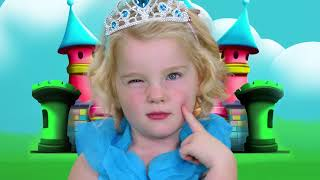 Little Princess Song | Learn Colors | Songs for Kids