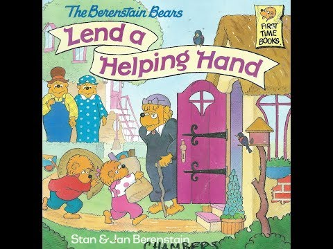 Lend a Helping Hand (Berenstain Bears)