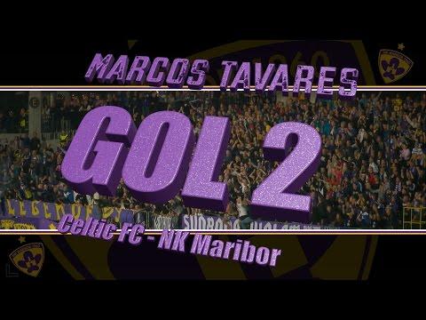 GOL 2 - MARCOS TAVARES, Celtic FC - NK Maribor