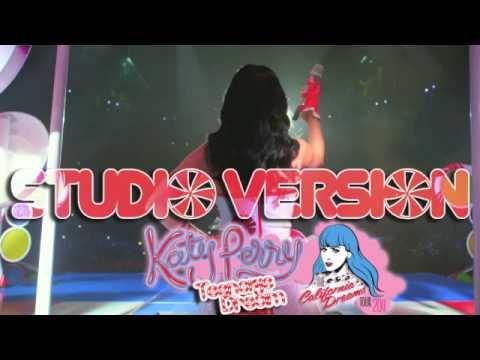 Katy Perry -Teenage Dream (Studio Version) California Dreams Tour